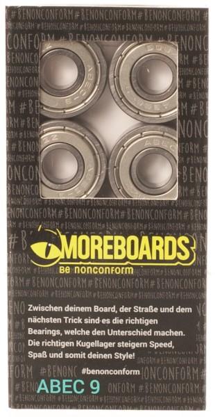 Moreboards - Kugellager ABEC 9 - Skateboard Kugellager - Skateboard Zubehör