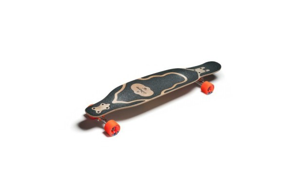 Loaded Fattail - Longboard - Loaded - White - Flex 1 - Flex 2 - Flex 3