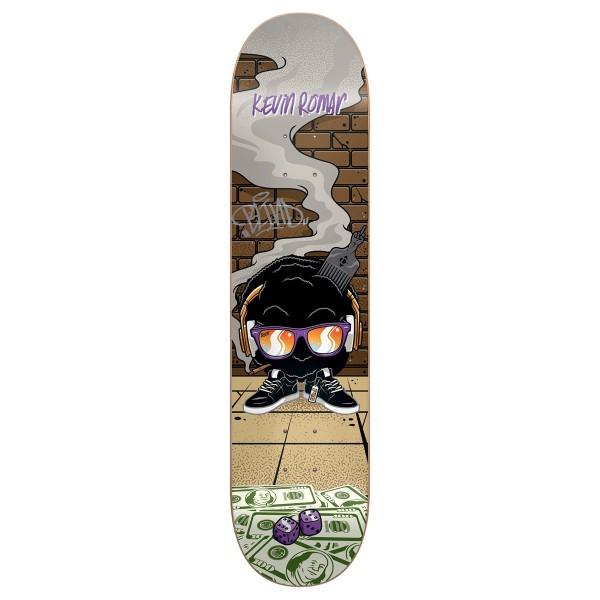 Blind - Romar D.I.R.T.S - Skateboard - Skateboard Deck - 7.7