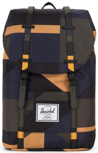 Herschel - Retreat - Arrowwood Frontier Geo - Accessories - Rucksäcke & Taschen - Rucksäcke