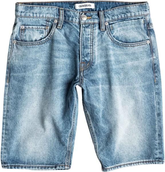 Quiksilver - Sequel - Streetwear - Shorts - Jean Shorts - dust bowl