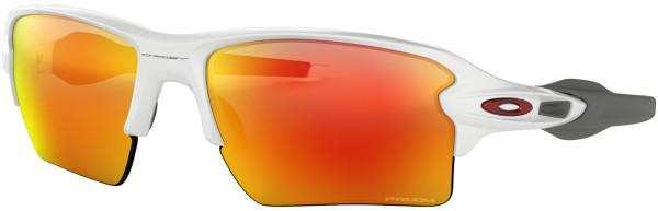 Oakley - Flak 2.0 XL - Accessories - Sonnenbrillen - polished white
