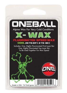 X-wax Cool 28-21F, 110g w/ graphite