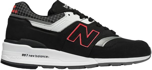 New Balance - M997CR - Schuhe  -  Sneakers - black/white