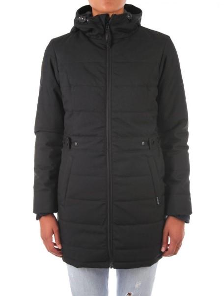 Iriedaily - Youriko Step Coat - Streetwear - Jacken - Winterjacken - black