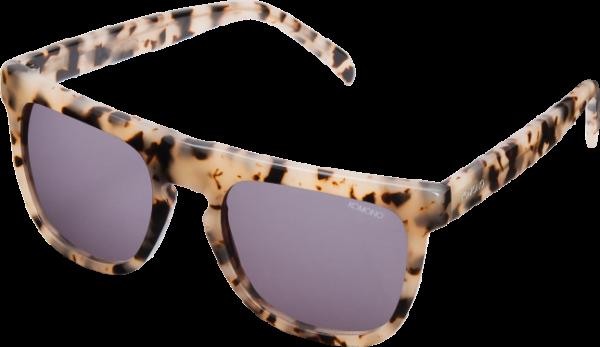 THE BENNET - Sonnenbrille - Komono - Ivory Demi
