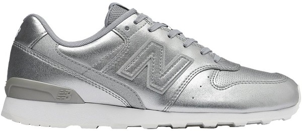 New Balance - WR996SRS - Schuhe - Sneakers - metallic silver