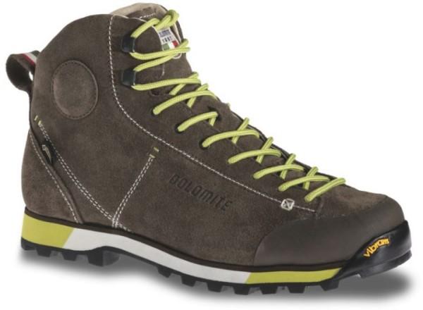 Dolomite - DOL Shoe Cinquantaquattro Hike Gtx - mud green - Schuhe - Sportschuhe - Outdoorschuhe