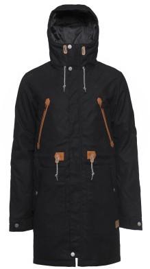 Colour Wear - Range Parka - Damen Parka - Jacke - Übergangs Jacke - Black