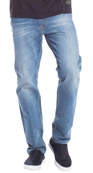 Volcom - Skate 504 - Straight Fit - Herren - Jeans - S&E Del Sol