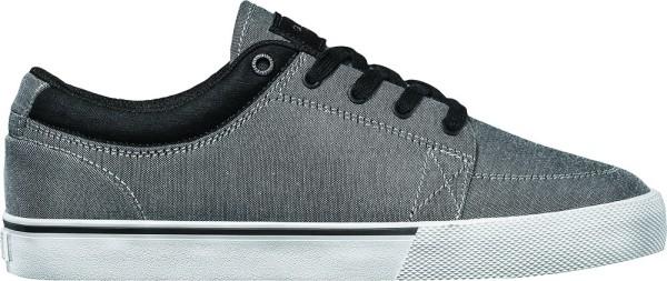 Globe - GS 17 - Herren - Skateschuhe - Sneaker - Black Cambray / White
