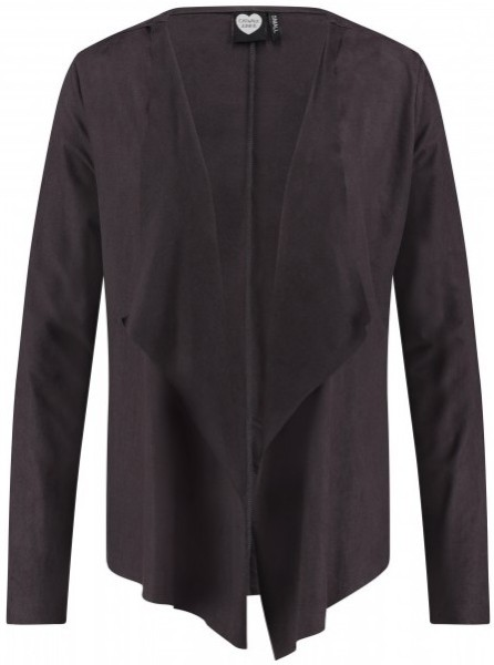 Catwalk Junkie - CG MALIBU - Cardigan - Damen - Dark grey