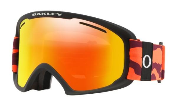 O Frame 2.0 Pro XL - Neon Orange Camo - Fire Iridium