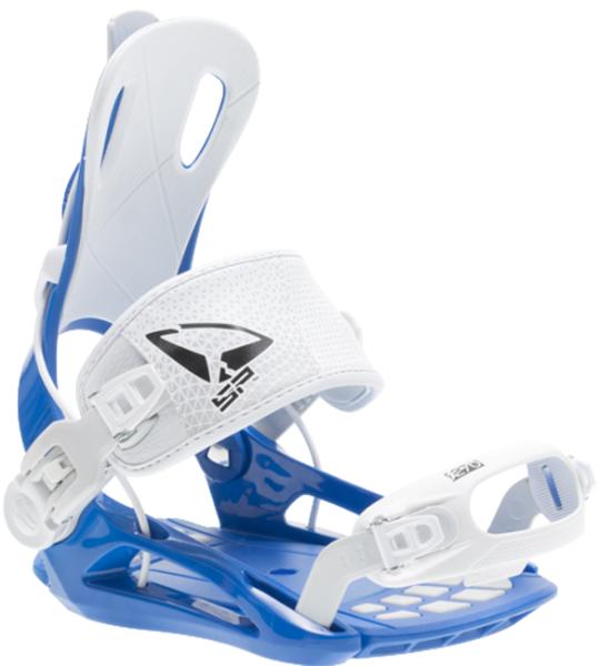 SP - Fastec - Boards & Co - Snowboards - Snowboard Bindungen - Snowboardbindungen - blue/white