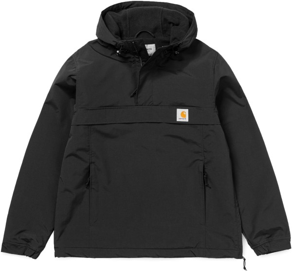 Carhartt - Nimbus Pullover - Black - Schwarz - Streetwear - Jacken - Übergangsjacken