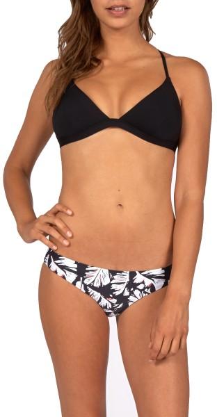 Billabong - S. Searcher Crossback - Beachwear - Bikini - Bikini Tops - black pebble