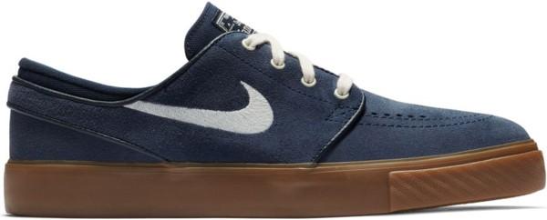 Nike SB - Air Zoom Stefan Janoski - Schuhe - Sneakers - obsidian/phantom-gum