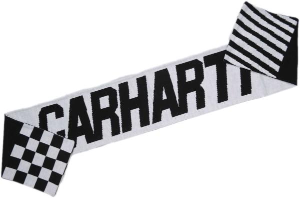 Senna Scarf - Carhartt - Black/white - Schal