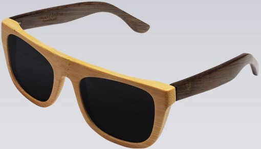 MINO - Wheat Brown - Sunglasses - Woodfellas