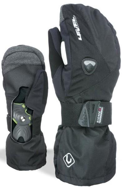 Level - Fly Mitt - Snowwear - Handschuhe - Protektion Fäustlinge - black