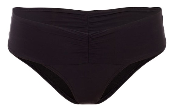 Miami Mix Bikini Bottom - O'neill - 9960 Black AOP with - Bikini Hosen