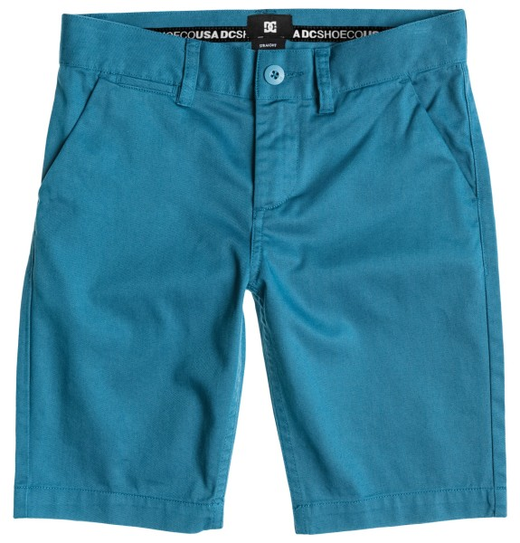 WKR STR SH BY B WKST BPN0 - DC - Short - Bluesteel