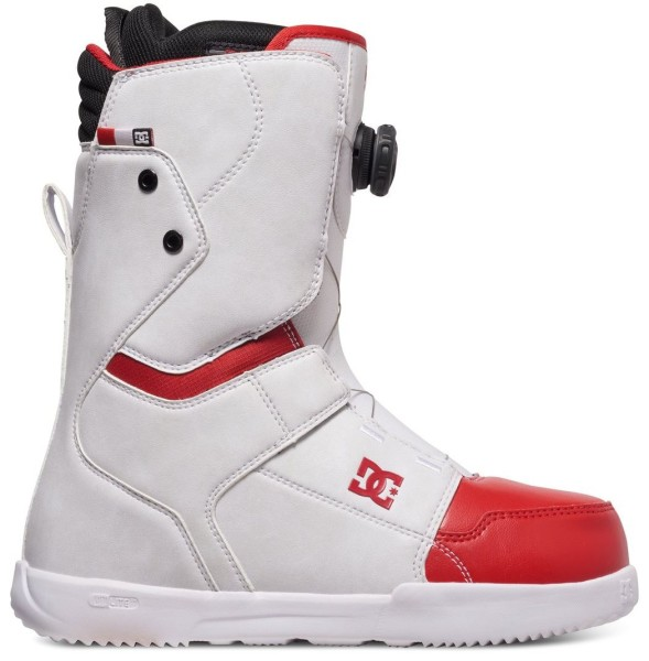 DC - Scout - Herren Snowboard Boots - White/Red