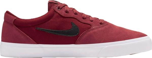 SB Chron Solarsoft - Nike - team red/team red/gum light brown/black - Sneakers