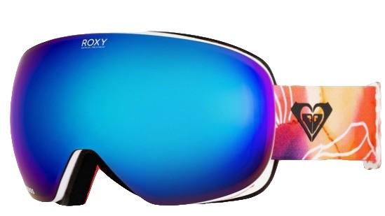 Popscreen - Roxy - BRIGHT WHITE AQUAREL - Skibrillen