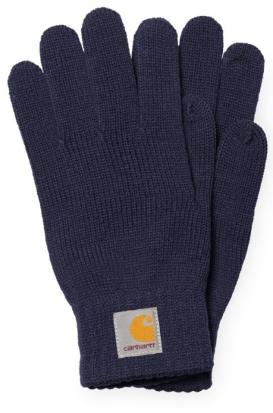 Carharrtt - Watch Gloves - Snowwear - Handschuhe - Fleece Handschuhe - Navy