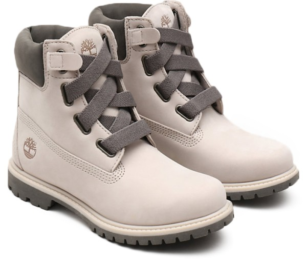 6in Premium Convenience Boot - Timberland - Damen - Pure Cashmere - Schuhe - Winterschuhe und Stiefel - Stiefel - Winterschuh High
