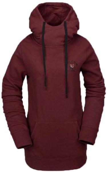 Costus - Volcom - Streetwear - Scarlet - Kapuzenpulli