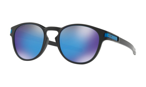 Oakley - Latch - Sonnenbrille - Matte Black - Prizm