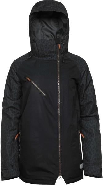 Colour Wear - Slayer - Snowwear - Funktionsjacken - Snowboardjacken - black