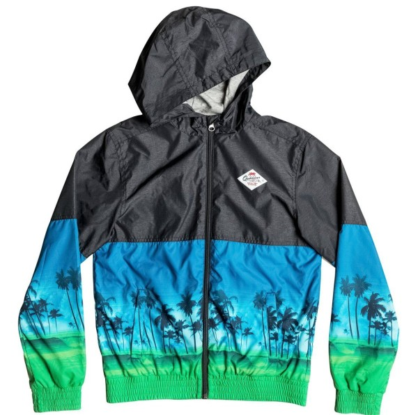 Quiksilver - Waves - Kinder - Übergangsjacke - Grey Heather