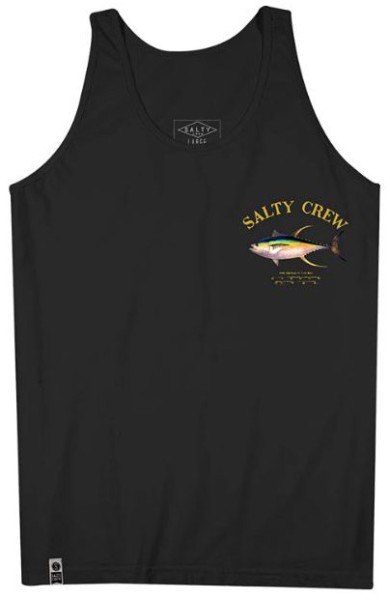 Ahi Mount Tank - Tank Top - Men - Black