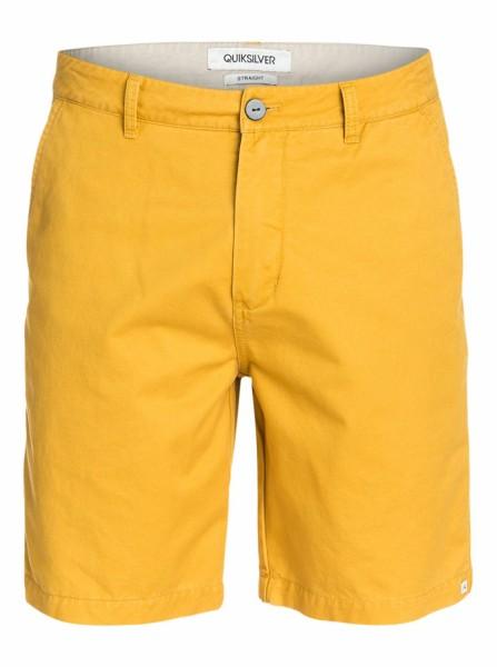 EVDAY CHINO SH M WKST YLD0 - Shorts - Quiksilver - Golden Spice
