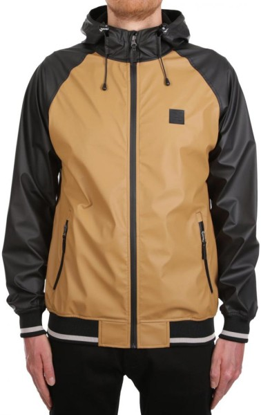 Iriedaily - Irieversity Jacket - Herren Regenjacke - Regenjacke - Übergangsjacke - Caramel