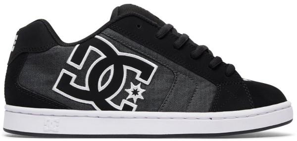 DC Shoes USa - Net Se - black destroy wash - 302297