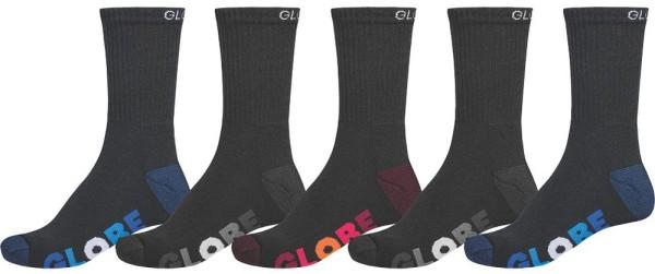 Globe - MULTI STRIPE - Accessories - Socken - Socken - black