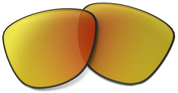Oakley - Frogskins Replacement Lens - Accessories - Sonnenbrillen - Ersatzscheiben Sonnenbrillen - Fire Iridium