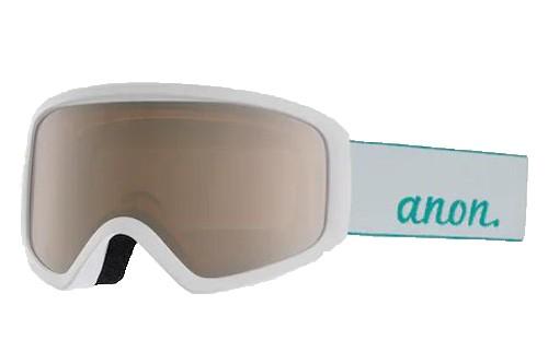Insight - Anon - Damen - White/Silver Amber - Accessories - Schneebrillen
