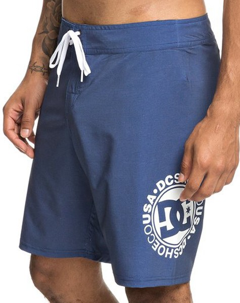 DC - Local Lopa 18 -Swim&Surf - Board und Swimshorts - Boardshort - nautical blue