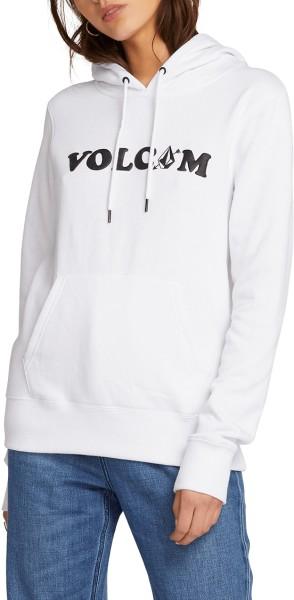 Vol Stone Hoodie - Volcom - white - Damen Hoodie