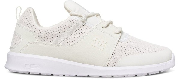DC - Heathrow Prestige - Herren Sneaker - White/White/White