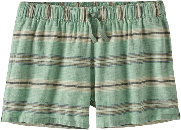 Ws Island Hemp Baggies Shorts