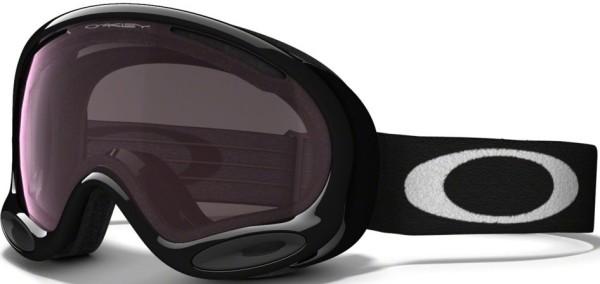 A FRAME 2.0 - Schneebrille - Oakley - Jet Black W/Prizm