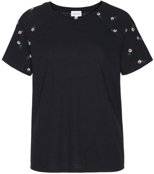 Armed Angels - Aamira - 105 Black - T-Shirts