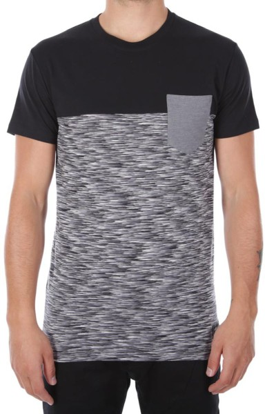 Iriedaily - Space Slub Pocket Tee - Herren - T-Shirt