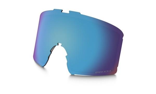 Oakley - REPL. LENS LINE MINER - Snowgoggle - PRizm Sapphire